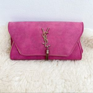 Handbags - Beautiful Pink Clutch NA
